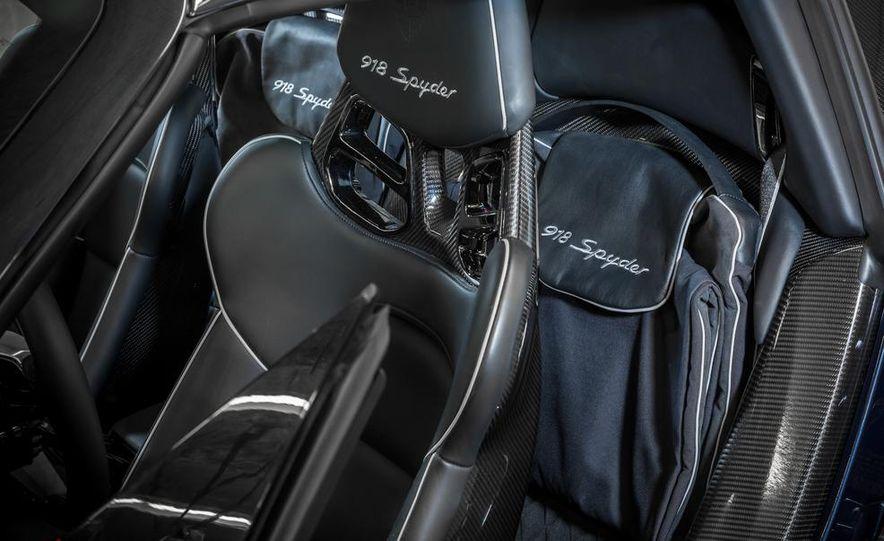 2015 Porsche 918 Spyder - Slide 82