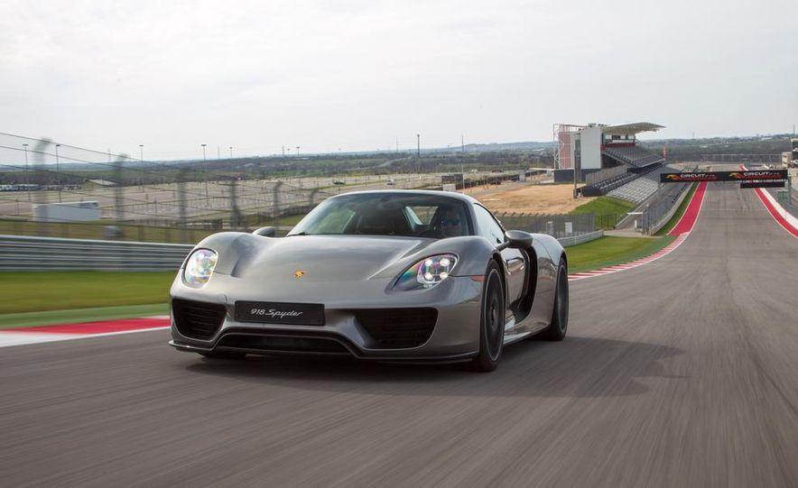 2015 Porsche 918 Spyder - Slide 3