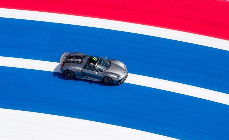 2015 Porsche 918 Spyder - Slide 19