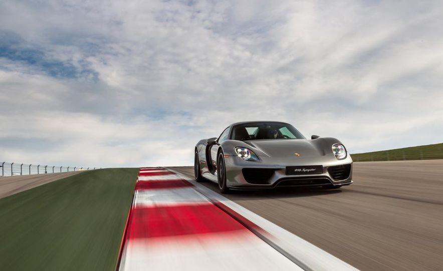 2015 Porsche 918 Spyder - Slide 20