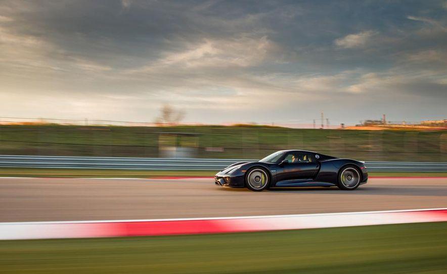 2015 Porsche 918 Spyder - Slide 63