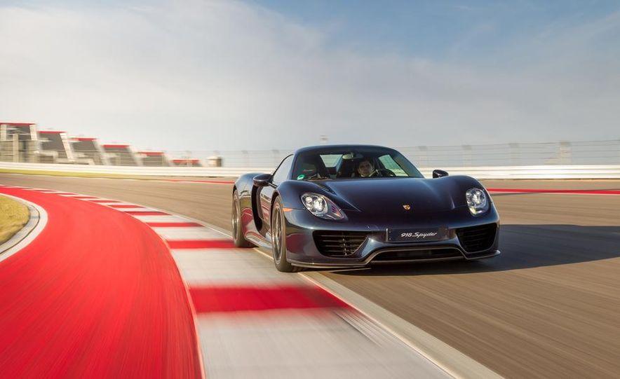 2015 Porsche 918 Spyder - Slide 79