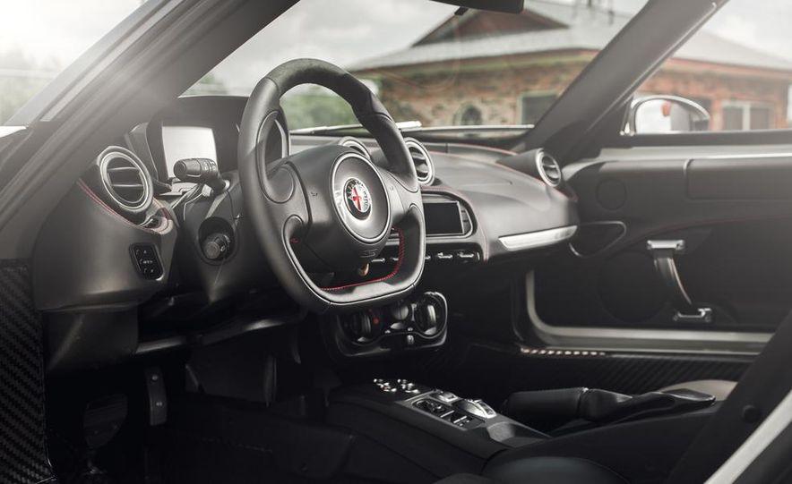 2015 Alfa Romeo 4C - Slide 25