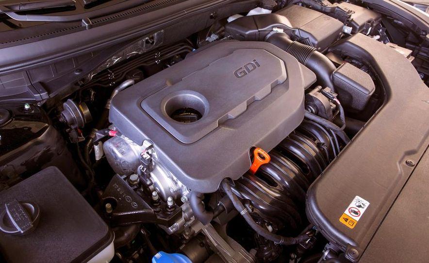 2015 Hyundai Sonata 2.4L Limited - Slide 65