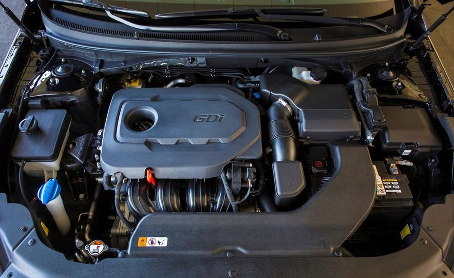 2015 Hyundai Sonata 2.4L Limited - Slide 66