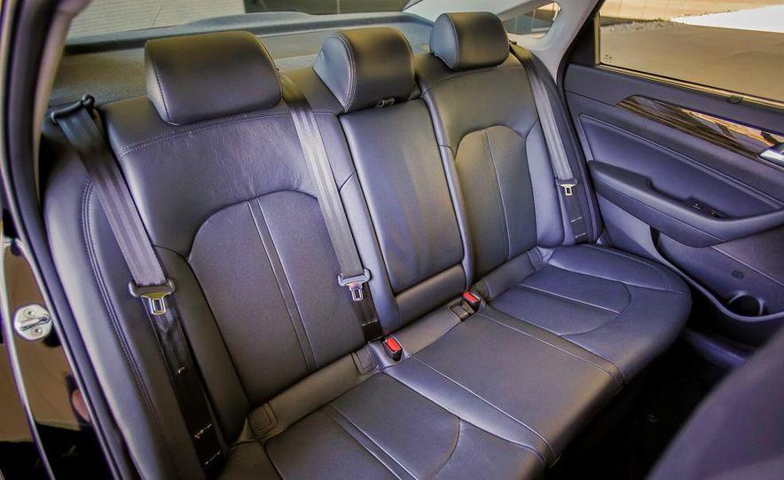 2015 Hyundai Sonata 2.4L Limited - Slide 48