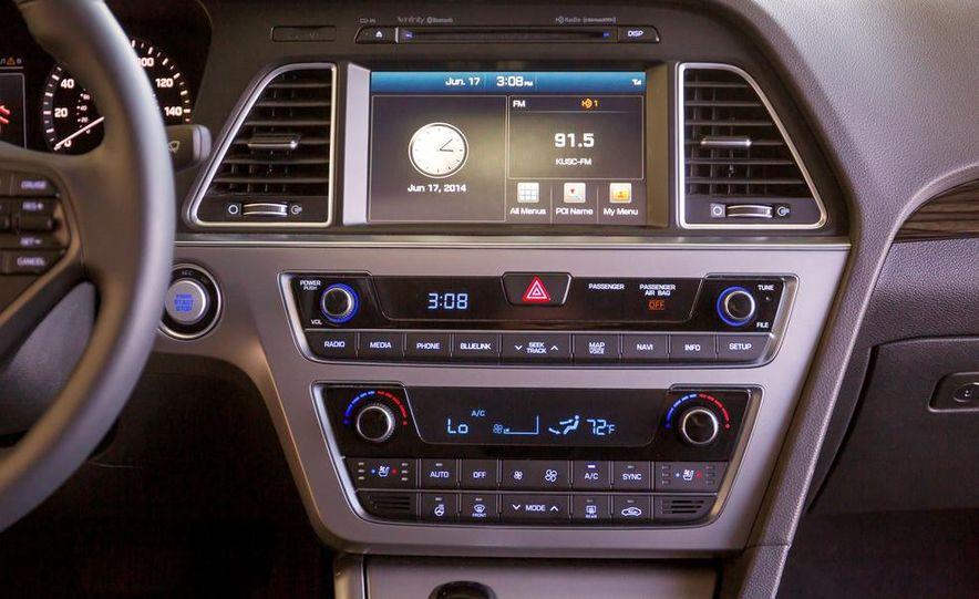 2015 Hyundai Sonata 2.4L Limited - Slide 49