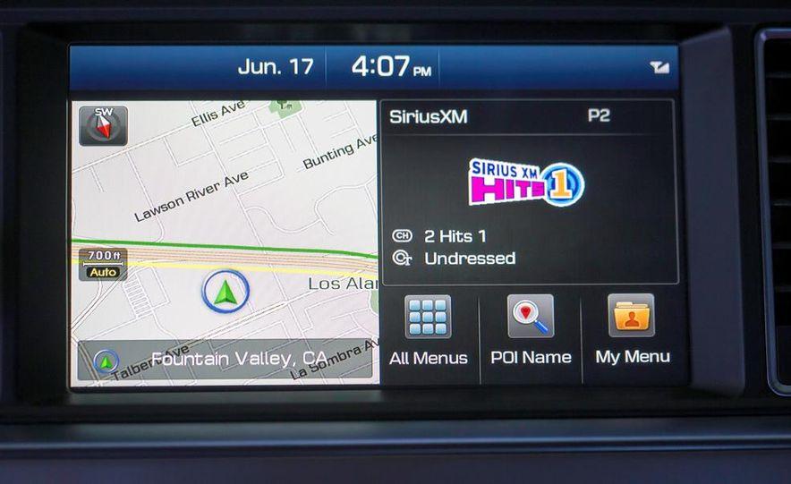 2015 Hyundai Sonata 2.4L Limited - Slide 55