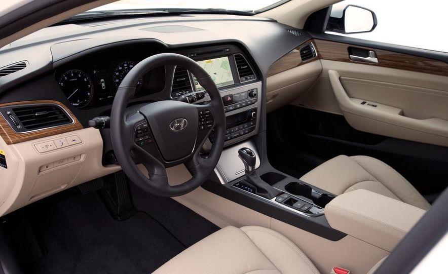 2015 Hyundai Sonata 2.4L Limited - Slide 16