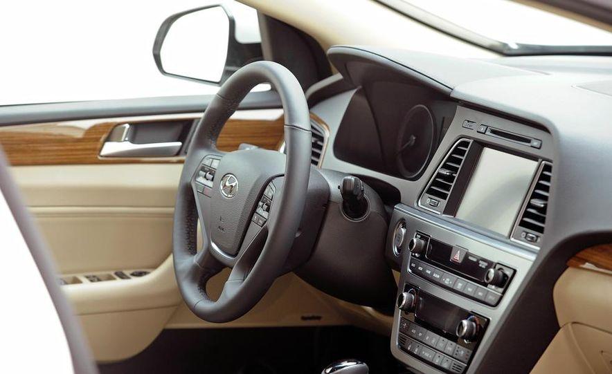 2015 Hyundai Sonata 2.4L Limited - Slide 20