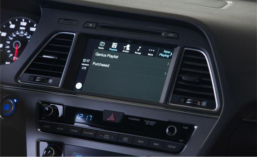 2015 Hyundai Sonata 2.4L Limited - Slide 22
