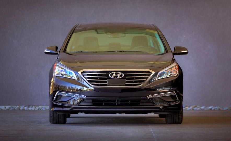 2015 Hyundai Sonata 2.4L Limited - Slide 38