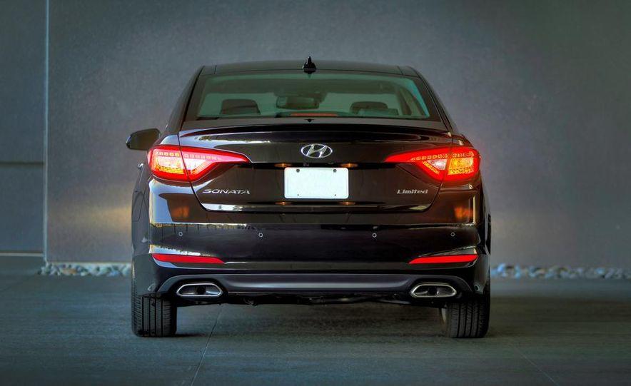 2015 Hyundai Sonata 2.4L Limited - Slide 39
