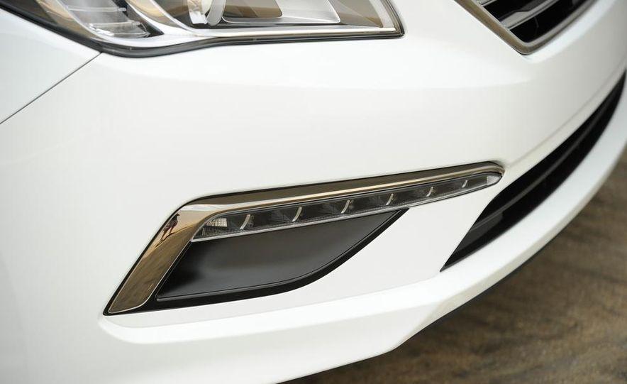 2015 Hyundai Sonata 2.4L Limited - Slide 9