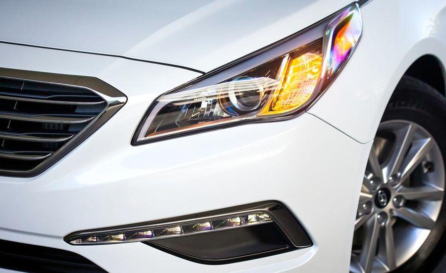 2015 Hyundai Sonata Eco - Slide 8