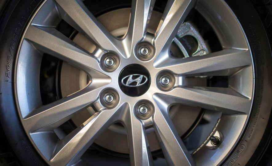 2015 Hyundai Sonata Eco - Slide 62
