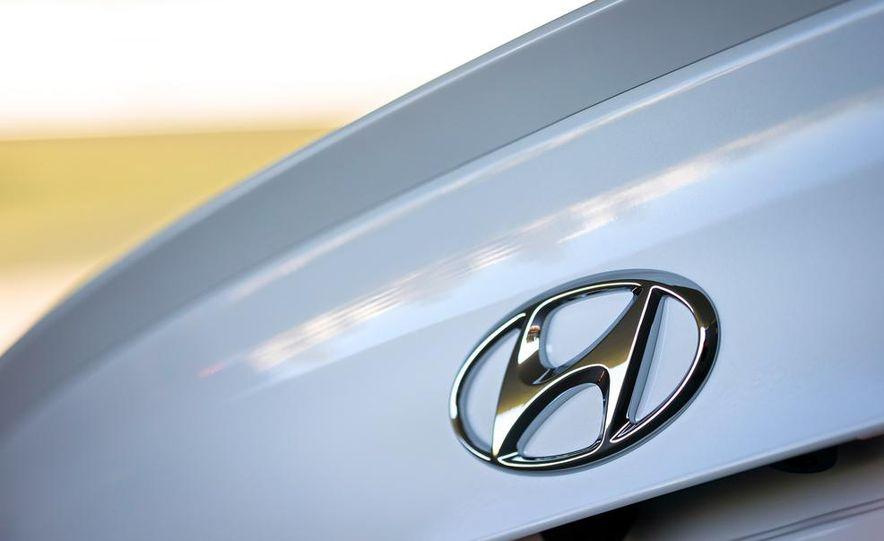 2015 Hyundai Sonata Eco - Slide 64