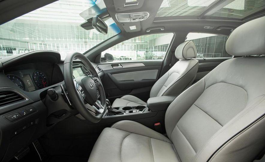 2015 Hyundai Sonata Eco - Slide 36