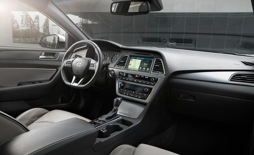 2015 Hyundai Sonata Eco - Slide 37