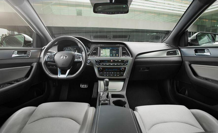 2015 Hyundai Sonata Eco - Slide 38