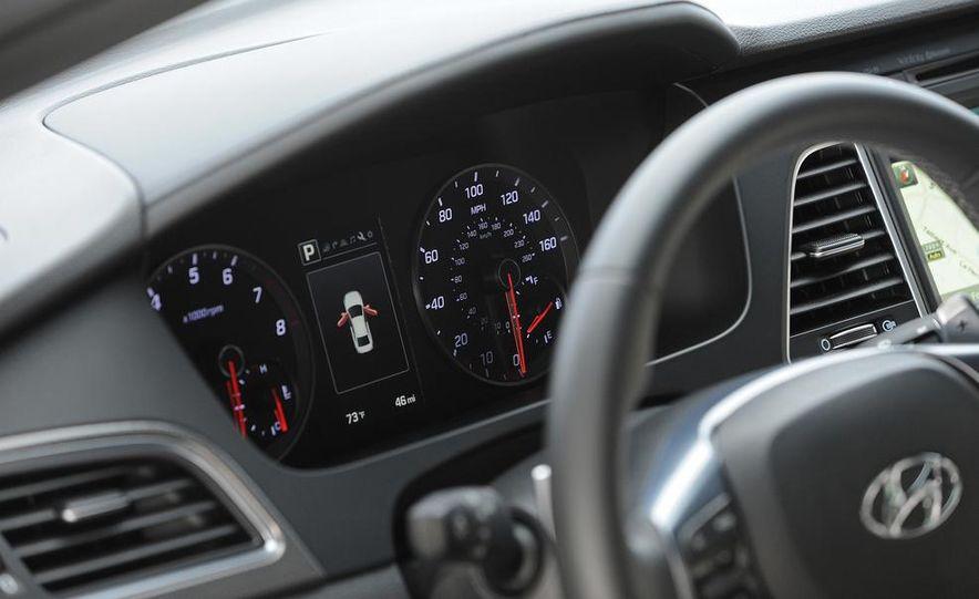 2015 Hyundai Sonata Eco - Slide 42