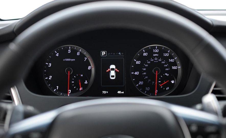 2015 Hyundai Sonata Eco - Slide 45