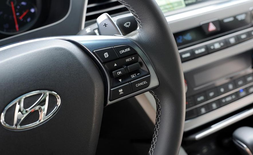 2015 Hyundai Sonata Eco - Slide 47