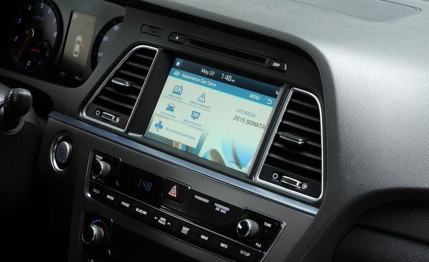 2015 Hyundai Sonata Eco - Slide 51