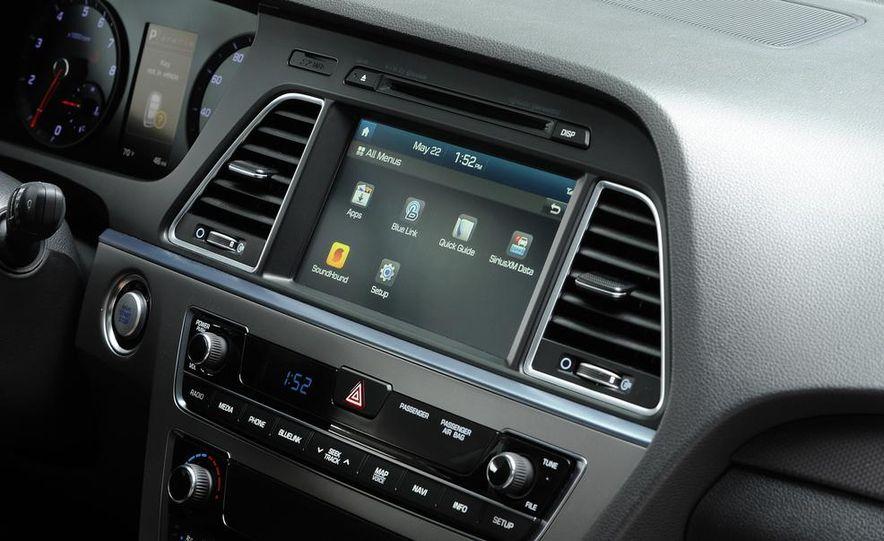2015 Hyundai Sonata Eco - Slide 52