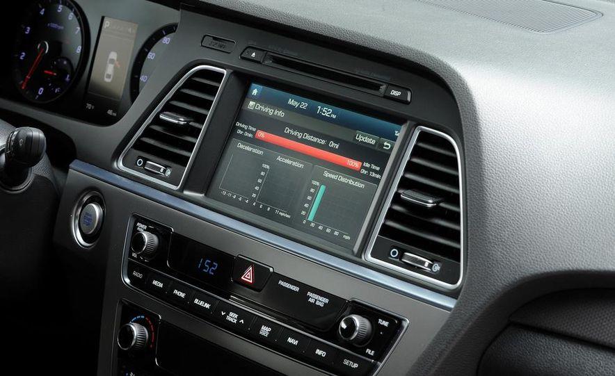 2015 Hyundai Sonata Eco - Slide 53