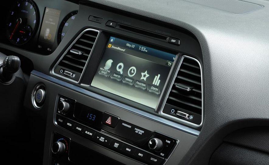 2015 Hyundai Sonata Eco - Slide 54