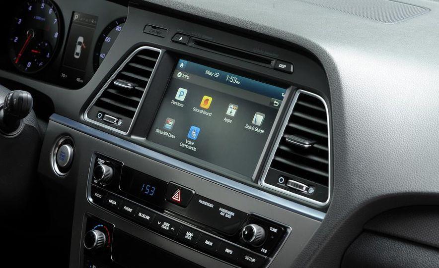 2015 Hyundai Sonata Eco - Slide 55