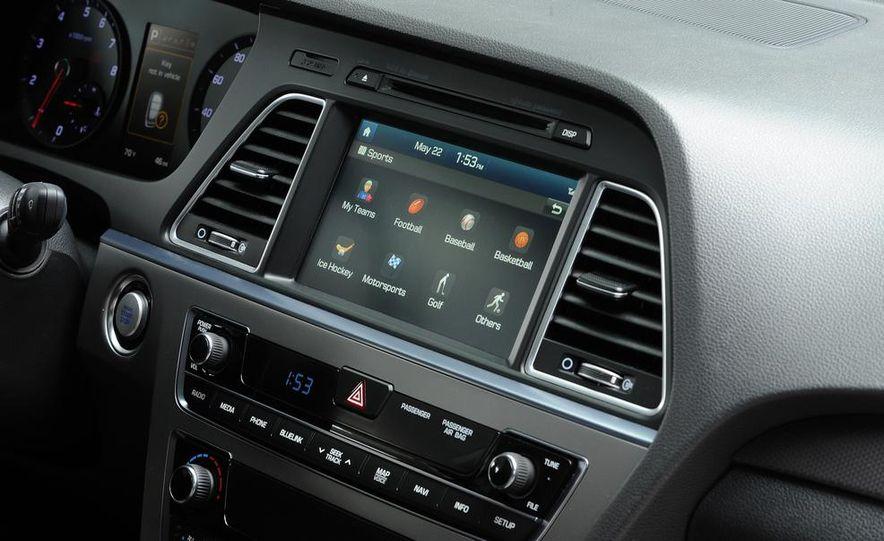 2015 Hyundai Sonata Eco - Slide 56