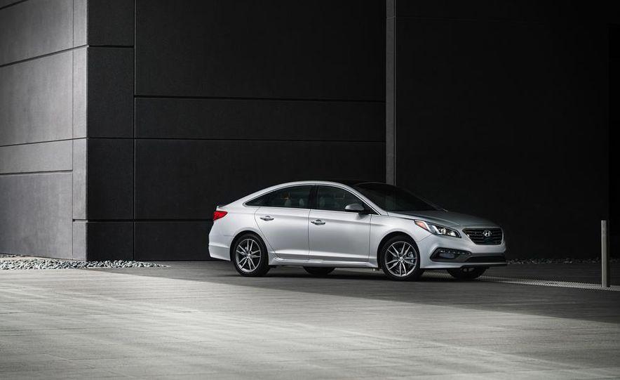 2015 Hyundai Sonata Eco - Slide 21