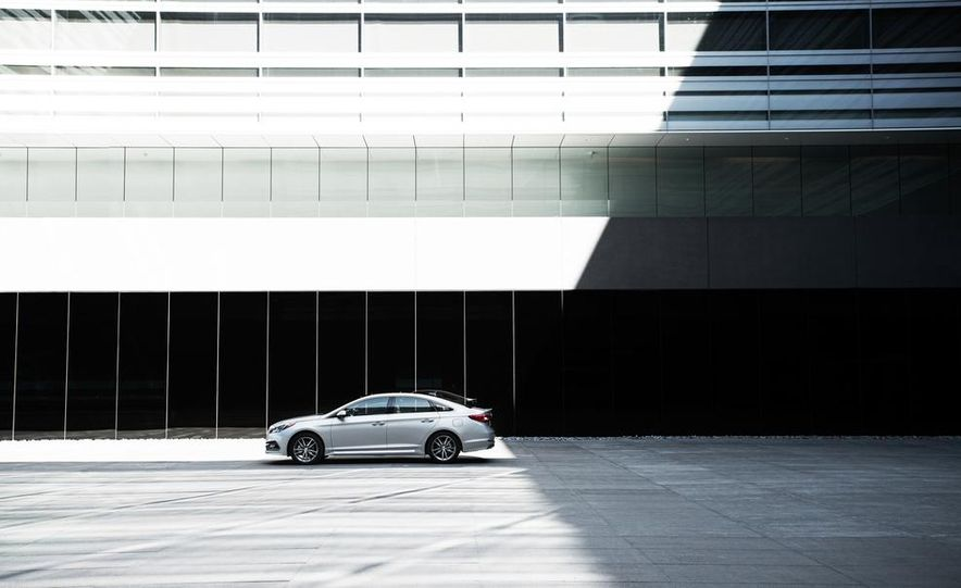 2015 Hyundai Sonata Eco - Slide 22