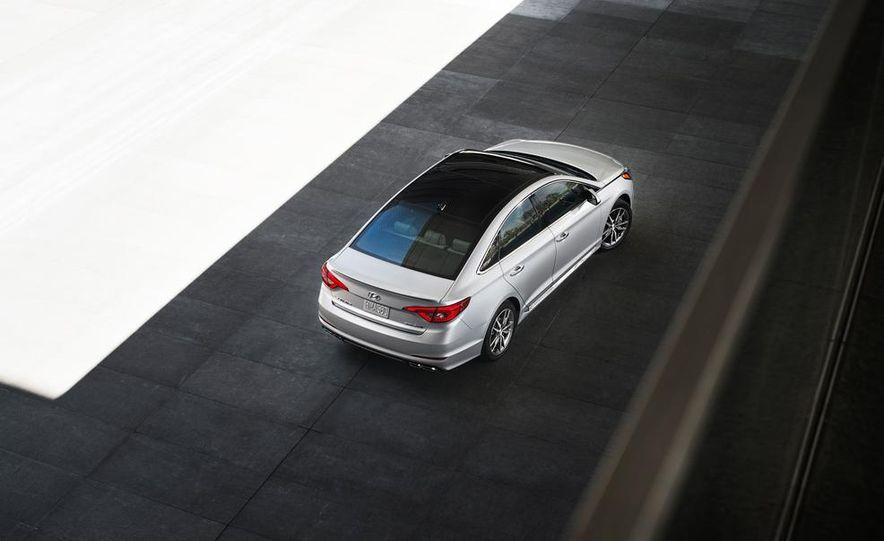 2015 Hyundai Sonata Eco - Slide 27