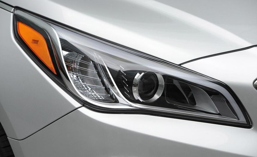 2015 Hyundai Sonata Eco - Slide 30