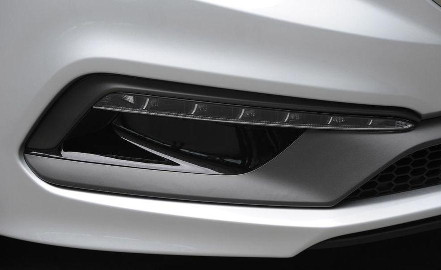 2015 Hyundai Sonata Eco - Slide 31