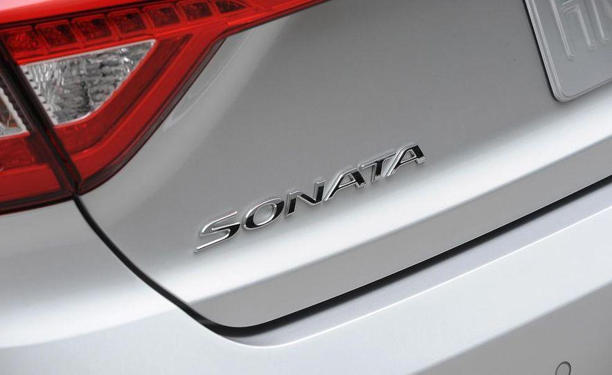 2015 Hyundai Sonata Eco - Slide 34