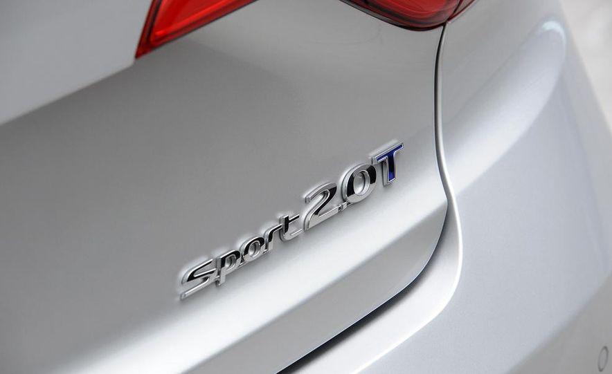 2015 Hyundai Sonata Eco - Slide 35