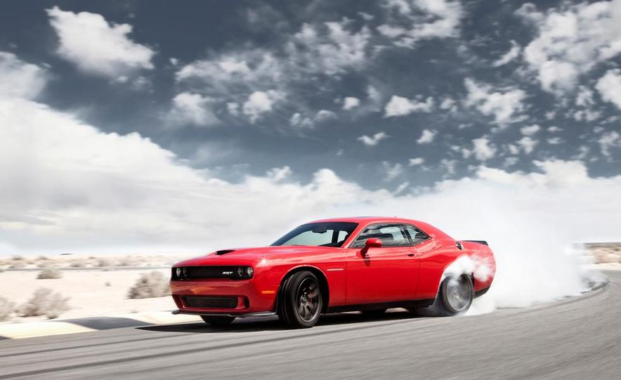 hell hath no fury like the 707 horsepower 2015 dodge challenger srt hellcat - Dodge Challenger 2015 Srt8