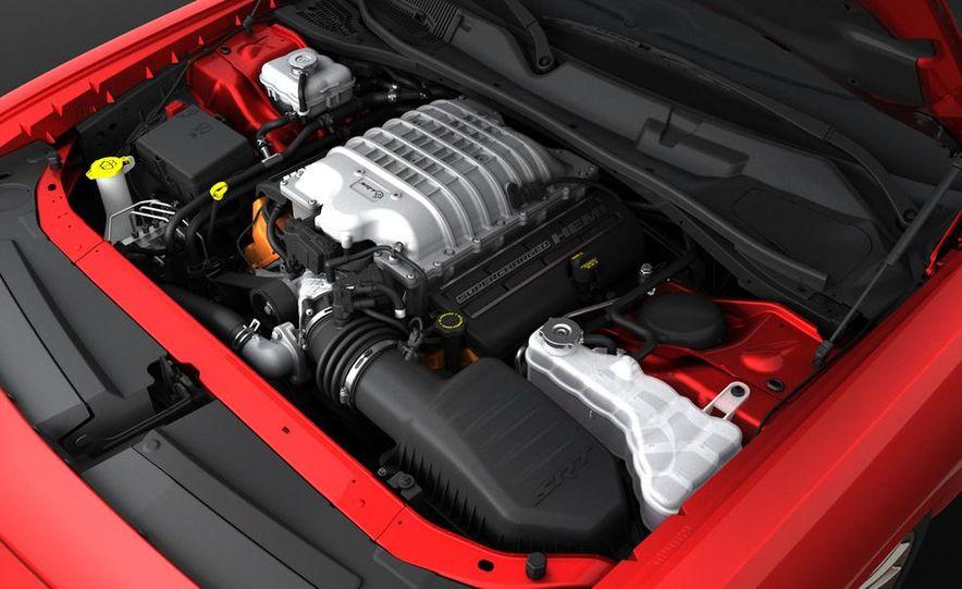 2015 Dodge Challenger SRT Hellcat - Slide 29