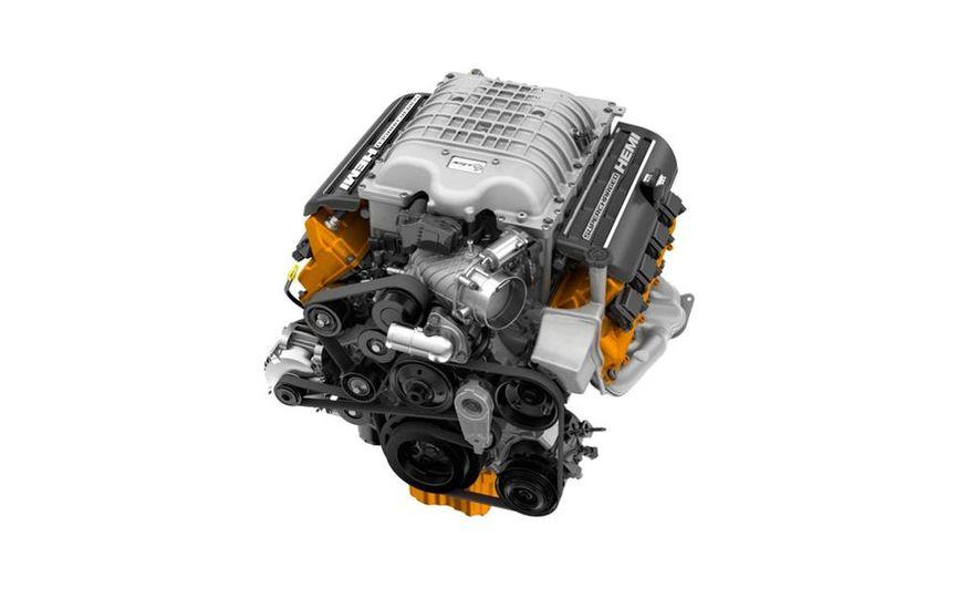 2015 Dodge Challenger SRT Hellcat - Slide 33