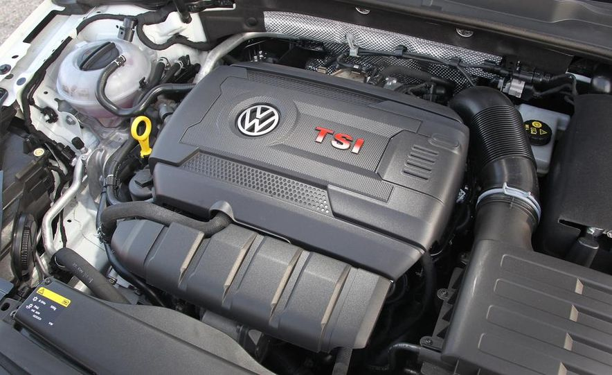 2015 Volkswagen GTI 5-door - Slide 26