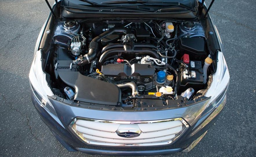 2015 Subaru Legacy 2.5i PZEV Premium - Slide 59