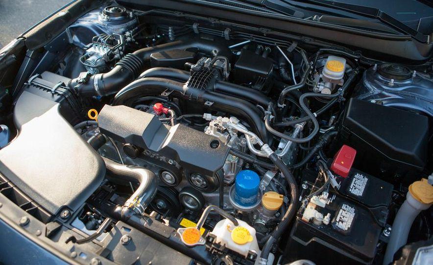 2015 Subaru Legacy 2.5i PZEV Premium - Slide 60