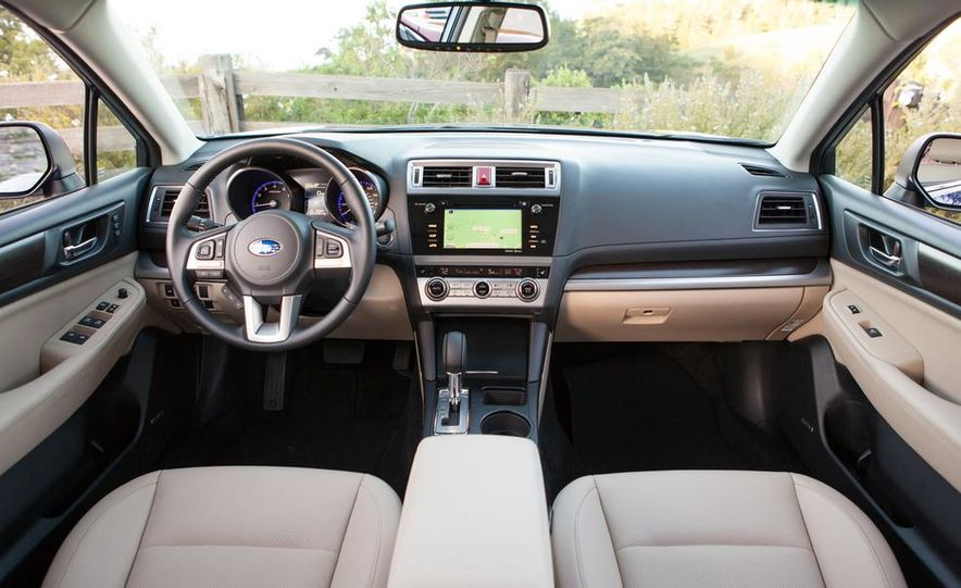 2015 Subaru Legacy 2.5i PZEV Premium - Slide 36
