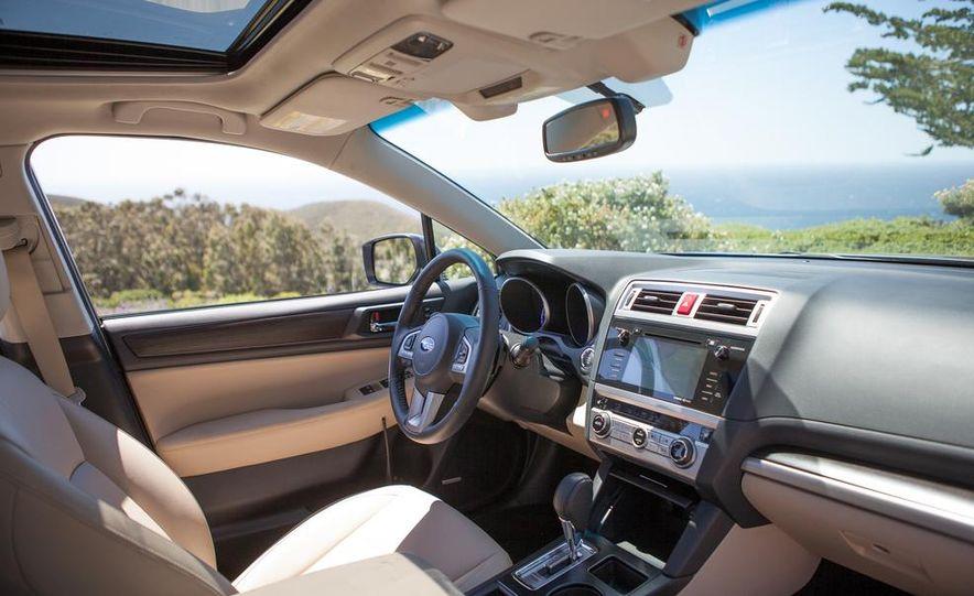 2015 Subaru Legacy 2.5i PZEV Premium - Slide 37