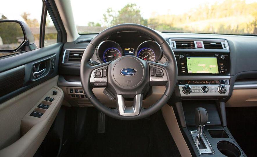 2015 Subaru Legacy 2.5i PZEV Premium - Slide 38