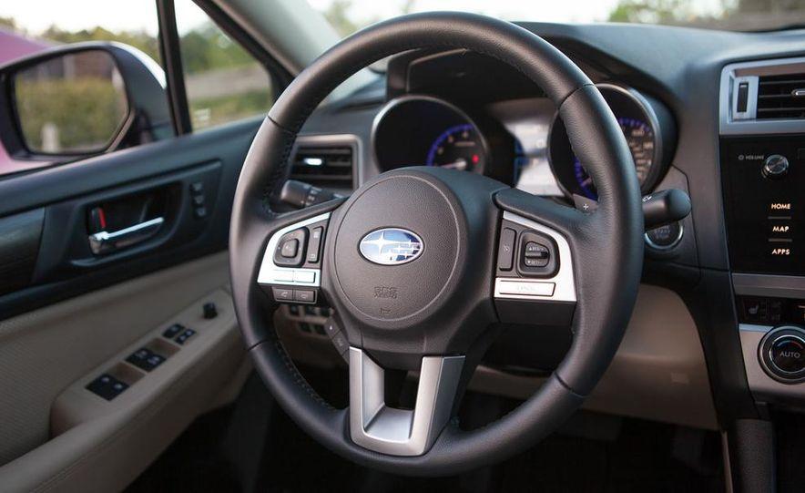 2015 Subaru Legacy 2.5i PZEV Premium - Slide 42